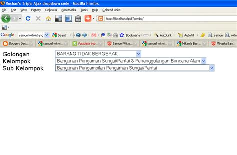 membuat menu dropdown dengan php computer technology and entertaintment membuat 3