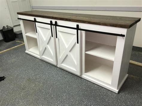 schlafzimmer media console grandy sliding door console do it yourself home projects