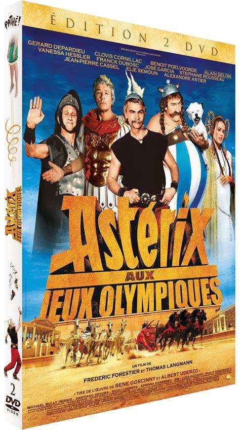 film gratuit blu ray ast 233 rix aux jeux olympiques en dvd blu ray