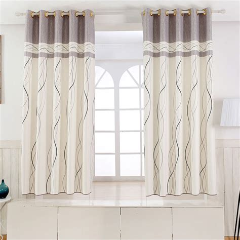 aliexpress com buy 1 panel short curtains window