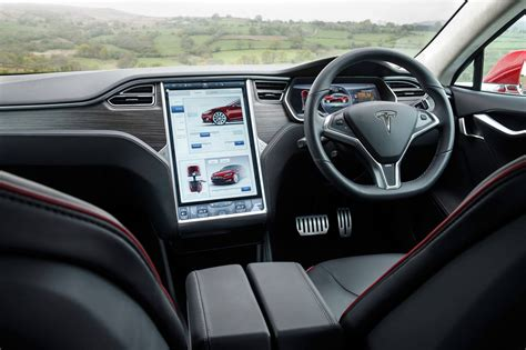 tesla inside carbuyer reviews tesla model s video