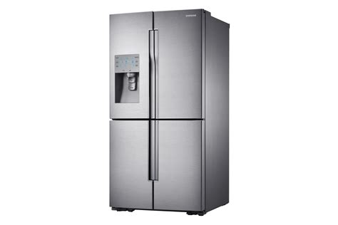 new door refrigerator what you need to about samsung t9000