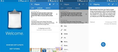 clipboard history android how to retrieve clipboard history on android