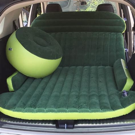 turn your ride into a instant chill zone with this suv air mattress 50 cfires