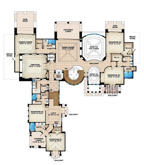 interior home plans luxury house plans with photos of interior cottage house