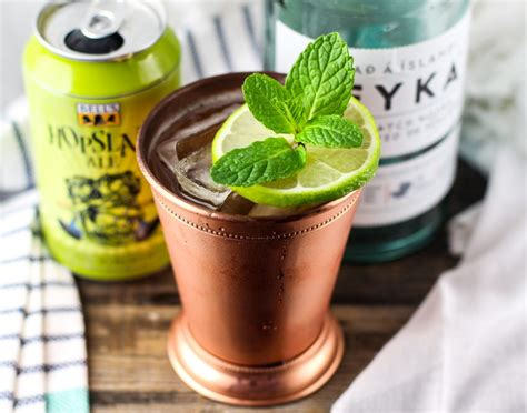 moscow mule ipa moscow mule cocktail recipe park ranger john