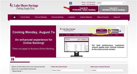 sunshine savings bank online banking login cc bank lake shore savings bank online banking login cc bank