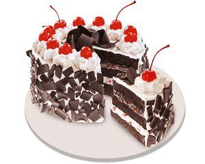Gift   send Online Black Forest Cake Delivery