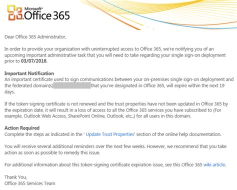 Office 365 Renewal Additional Steps Required After Renewing Your Office 365