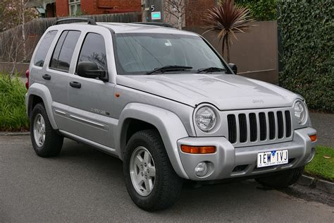 jeep liberty limited 2004 jeep liberty kj wikipedia