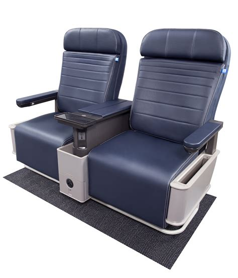 new seat upholstery new united airlines domestic first class seats live and