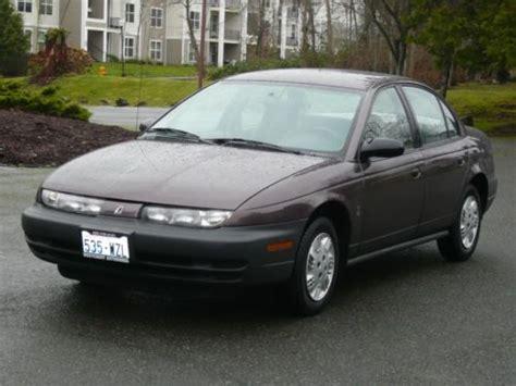 transmission control 1998 saturn s series parental controls buy used 1998 saturn sl1 base sedan 4 door 1 9l 1 owner low miles in lynnwood washington
