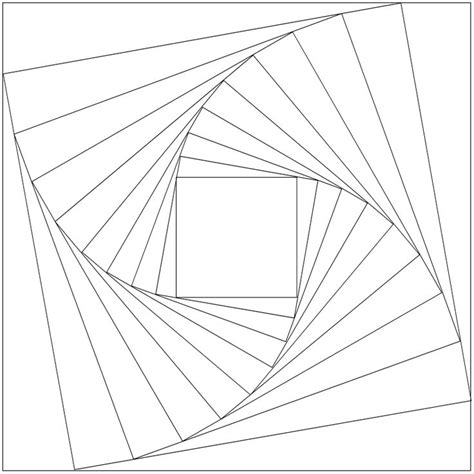 Geometric String Templates - how to draw geometric drawing geometric whirls with