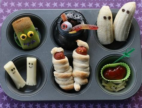 halloween themed lunch creative halloween food ideas pictures photos and images