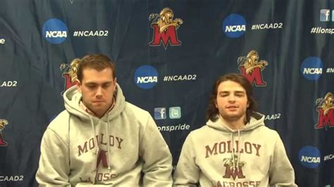 Molloy College One Year Mba by Lions Lowdown 2015 Molloy College S Lacrosse Season