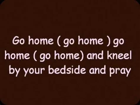 flatt scruggs go home lyrics