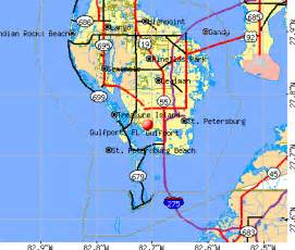 gulfport florida fl 33711 profile population maps