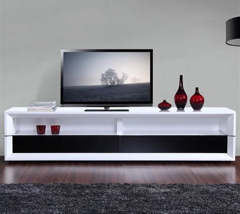 modern tv console b modern executive tv console in white traditional