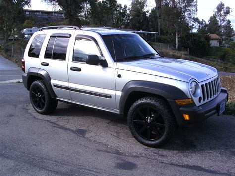 2006 Jeep Liberty 2006 Jeep Liberty Exterior Pictures Cargurus