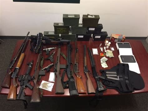 Sonoma Warrant Search Swat Search Ends With 4 Arrests For Drugs Guns Sheriff S Office Healdsburg