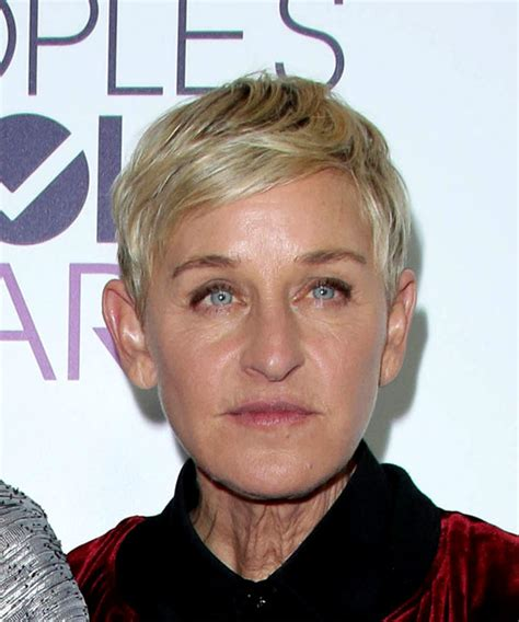 Degeneres Hairstyle by Degeneres Hairstyles Images Hairstyles By Unixcode