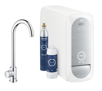 grohe blue home erfahrungen grohe grohe blue home mono starter kit 31498 000