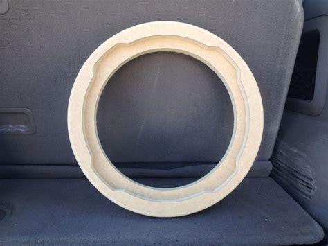 jl audio tw fiberglass speaker subwoofer ring