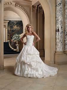taffeta ball gown beaded embroidered bodice wedding