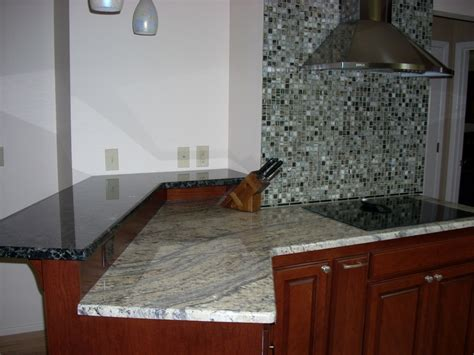 Price Of Granite Countertops by Kitchen Granite Countertops Cost Marceladick