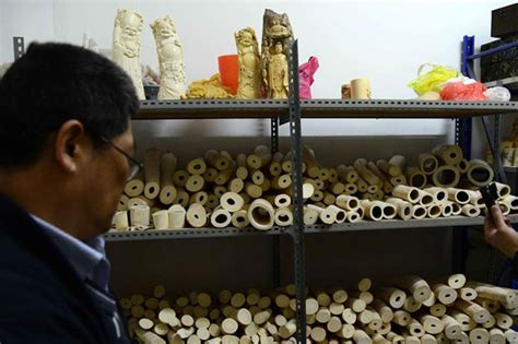 Backroom Illegal by 600kg Of Illegal Ivory Busted In East China Society