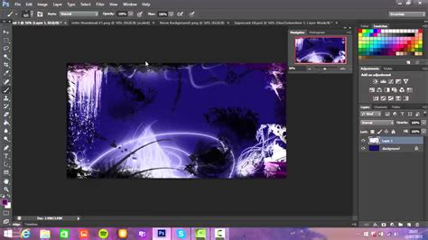 how to make background how to make cool thumbnail or background 2