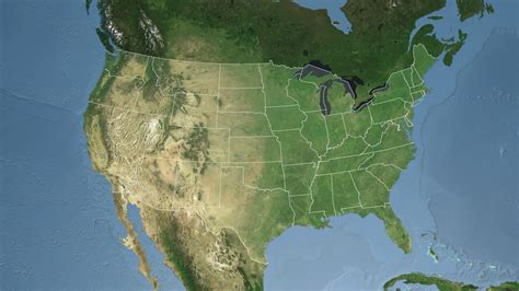 new hshire on the map of usa usa new york state albany extruded on the satellite