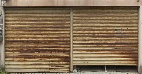 doorsrollup  background texture metal rollup