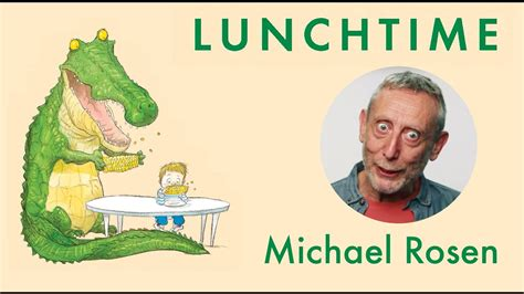 libro a great big cuddle lunchtime a great big cuddle kids poems and stories with michael rosen youtube
