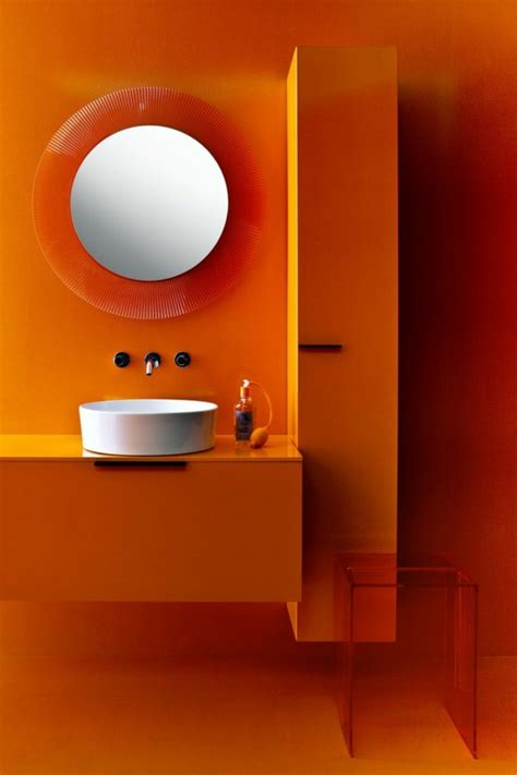 kinder badezimmer farbe farben einrichten mit farben farbe orange der andere name f 252 r