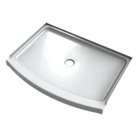 american standard ovation bathtub american standard ovation 30 in x 48 in single threshold
