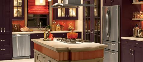 orange is the best color kitchen remodeling tips