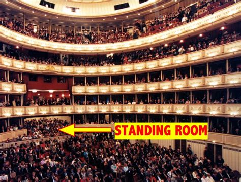 the standing room ich kann nicht sitzen standing room at the vienna state opera likely impossibilities
