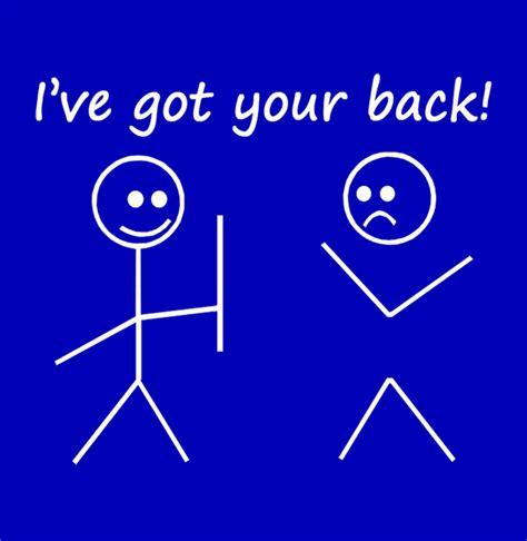 i ve got your back t shirt tshirtlegend