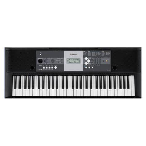 Keyboard Yamaha New yamaha ypt 230 61 key portable keyboard nearly new at