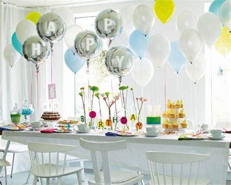 Geburtstag Deko by Tischdeko Selber Machen Mit Diesen Ideen Brigitte De