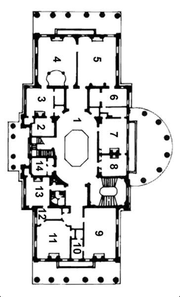 vanderbilt floor plans vanderbilt mansion national historic site visual 3