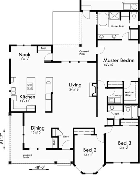 home design floor plans house plans one story house plans house plans 10153