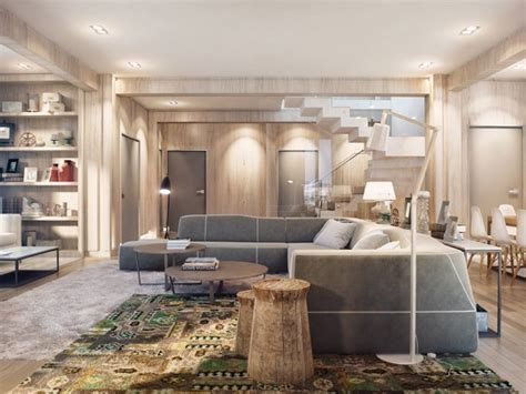 interior design close to nature rich wood themes and interior design close to nature rich wood themes and