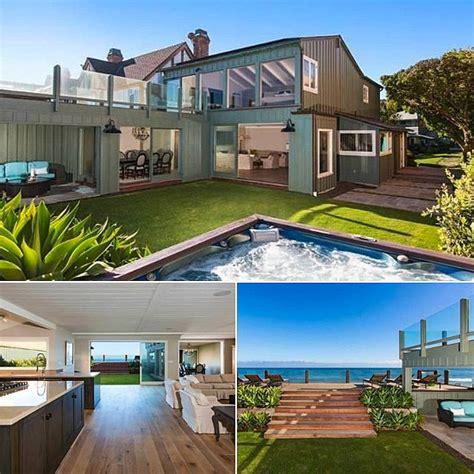 leonardo dicaprio s house leonardo dicaprio s beach house photos popsugar home