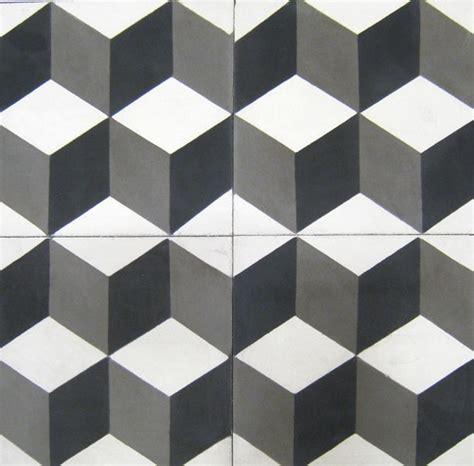 55 best images about geometric cube tiles on pinterest