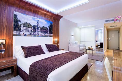 hoteles madrid habitacion habitaciones est 225 ndar hotel vp jard 237 n de recoletos madrid