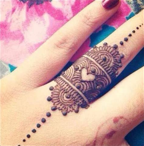 heart mehndi designs 15 beautiful and splendid henna works