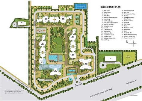 plan layout tata housing tata la vida upcoming project sector 113 gurgaon