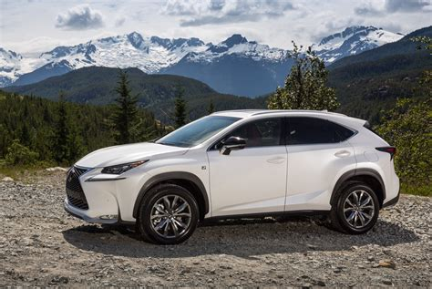 lexus nx review ratings specs prices